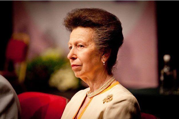 La princesse Anne, en juin 2015 à Londres