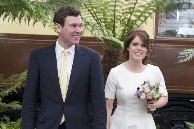 La princesse Eugenie d'York et son compagnon Jack Brooksbank ne se marieront pas en 2017.