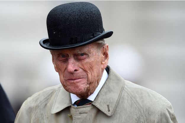 Le prince Philip en août 2017