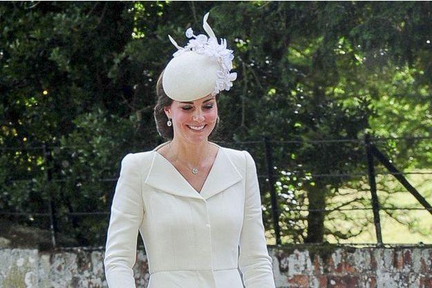 La duchesse de Cambridge à Sandrigham, le 5 juillet 2015