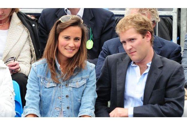 Pippa et George cet été