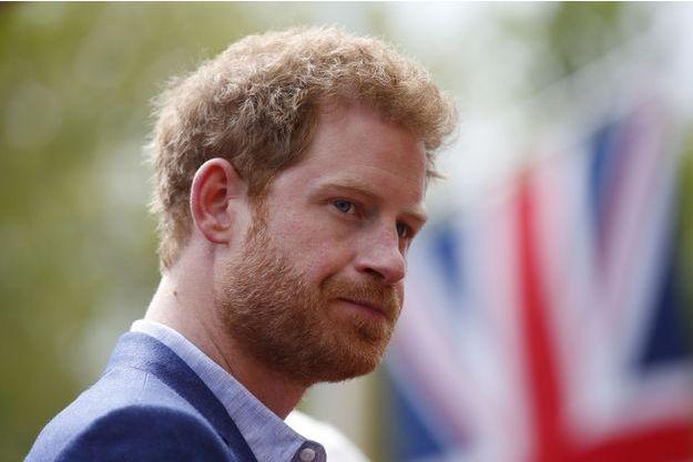 Le prince Harry, en avril 2017.