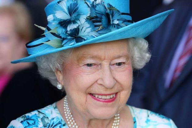 Elizabeth II le 16 juillet à Berking