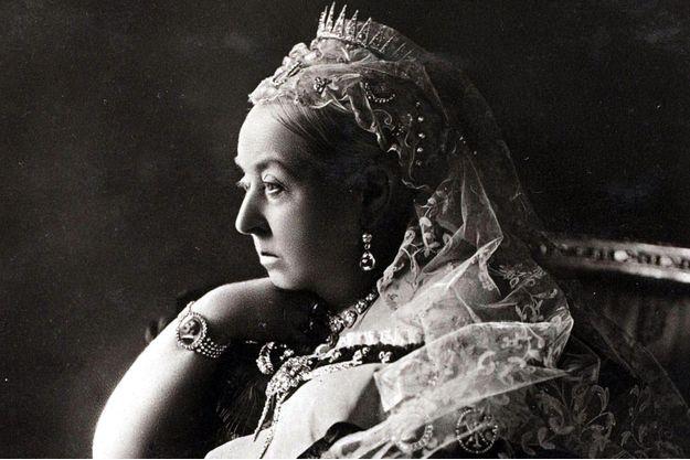 La reine Victoria en 1895.
