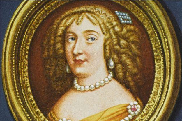 Portrait de Madame de Maintenon, née François d'Aubigné
