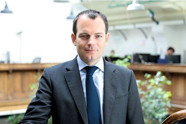 Jehan de Castet, président de Fluo.com.