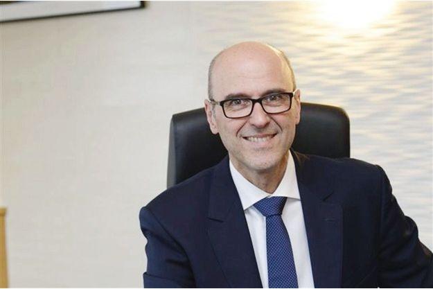 Stéphane Caminati, directeur général de Natixis Interépargne.