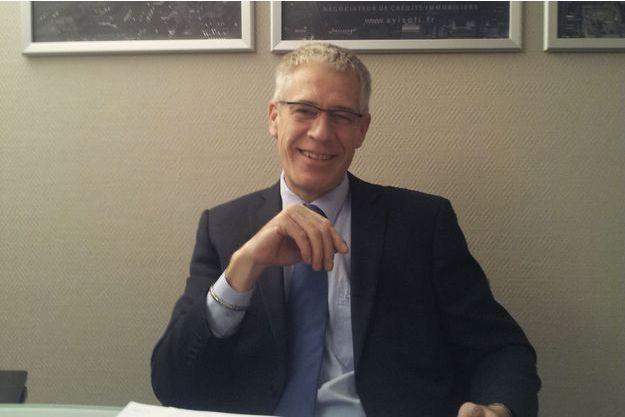Loïc Ruault, Fondateur d'Avisofi, courtier en prêts immobiliers.
