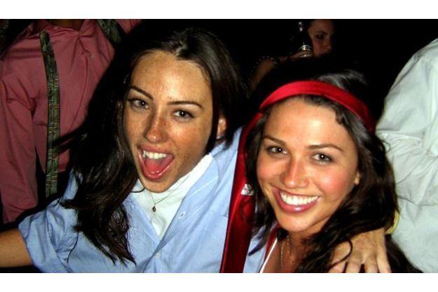 Laney Crowell et Megan Petrus sont à l'origine du site Daba Girls (de g. dr.).