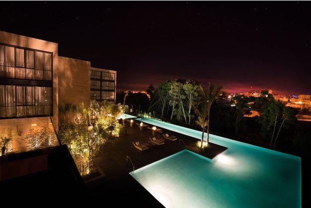 Au Maroc, le spa Givenchy à Fès.