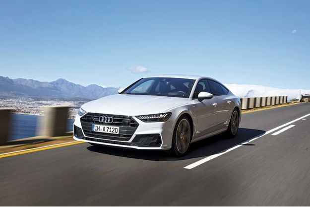 Audi A7 Sportback 55 TFSI : le vice et la vertu