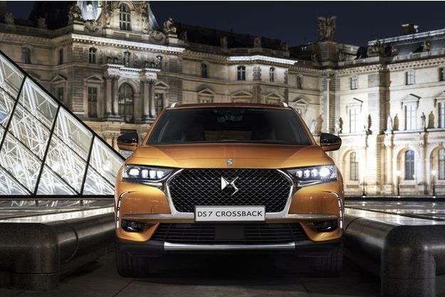 Car Manufacturers Coming Back To Us Mail: DS 7 Crossback. A L'attaque