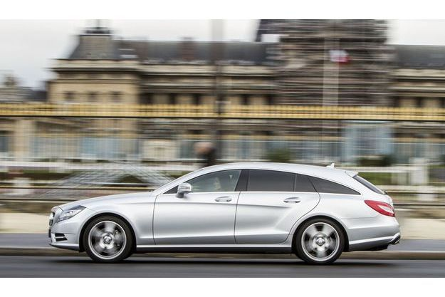 mercedes cls shooting brake la classe break. Black Bedroom Furniture Sets. Home Design Ideas