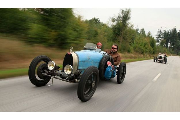Le centenaire Bugatti