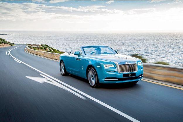La Rolls-Royce Dawn