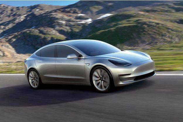 La Tesla Model 3