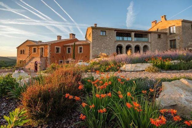 Le Mas de la Costa, une adresse de charme en Espagne, dans la région de Taragone, à retrouver dans le guide 2016