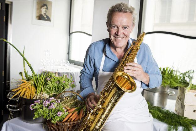 Alain Passard, chef étoilé, est le maître de la cuisine légumière.