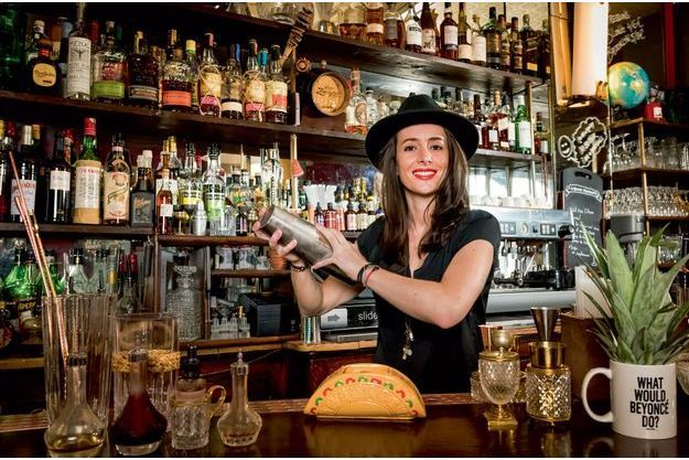 Jennifer Le Nechet, meilleur bartender du monde