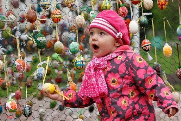 Pâques est la fête la plus attendue des petits Russes (photo d'illustration)