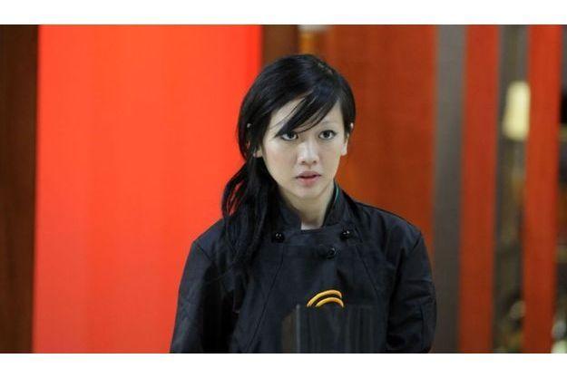 Nathalie, de Masterchef 2.