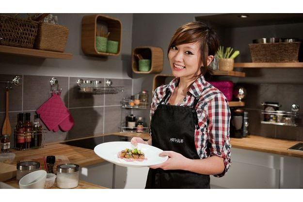 Nathalie s'invite dans votre cuisine!