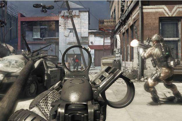 Une image de «Call of Duty: Ghosts».