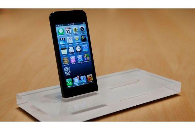 Le nouvel iPhone 5 est arrivé.