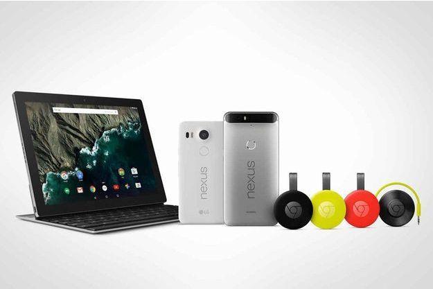 Google croque la pomme d'Apple avec cette nouvelle gamme de produits.