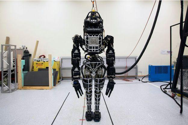 """Le robot """"Atlas"""""""