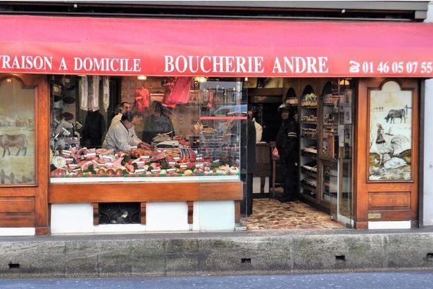 La boucherie André 25, avenue Jean-Baptiste Clément 92100 Boulogne-Billancourt