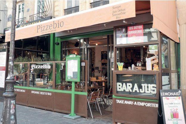 Pizzebio au 25 rue Saint-Denis