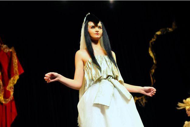 Sorbier Franck Son Inspiré Présente Ballet Couture Du Japon Haute IWDYHE29