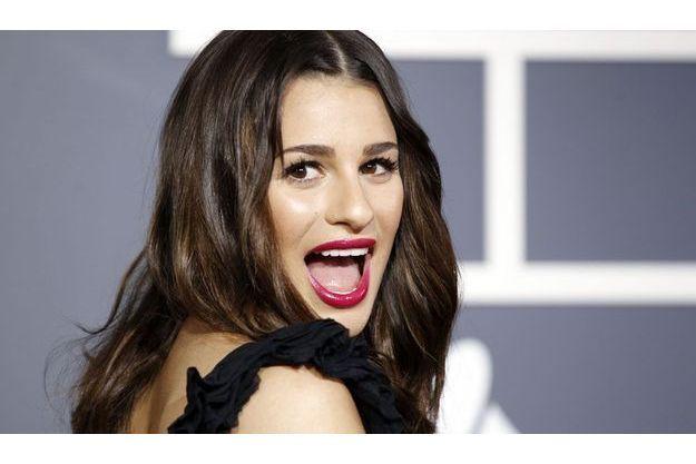 Lea Michele a été choisie pour devenir l'égérie de la marque de vêtements «Candie's».