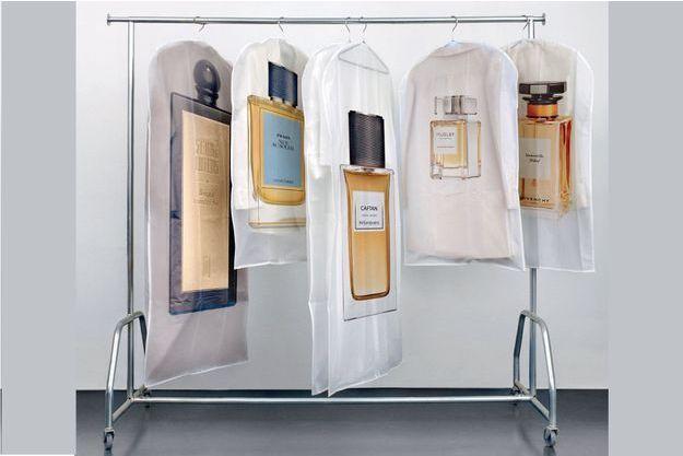 Les griffes dévoilent leurs compositions exclusives de parfums