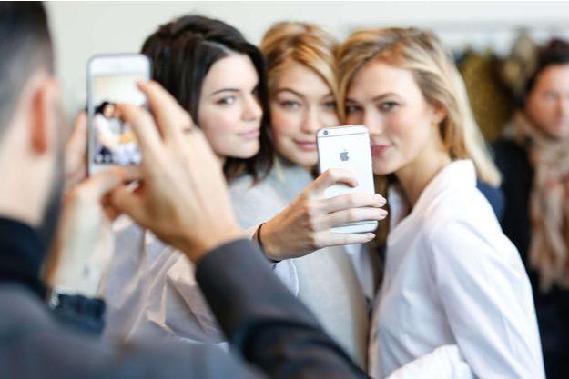 Kendall Jenner, Gigi Hadid et Karlie Kloss