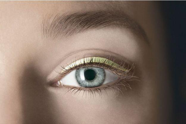 Le liner patch pastel Dior
