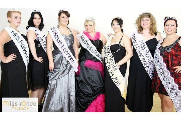 L'élection Miss Ronde France 2012 aura lieu samedi 24 janvier