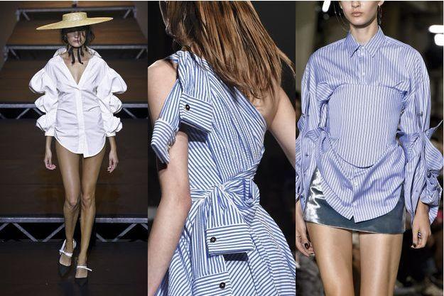 Mode : la chemise, obsession de la saison