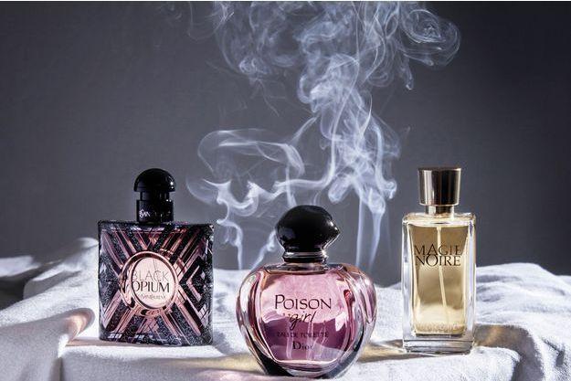 Parfums ensorcelants: esprit es-tu là?
