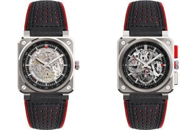 Les montres BR 03 AeroGT, de Bell & Ross