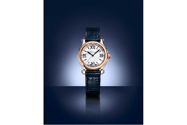 Bucherer Blue Editions lance une montre pour femme avec Chopard