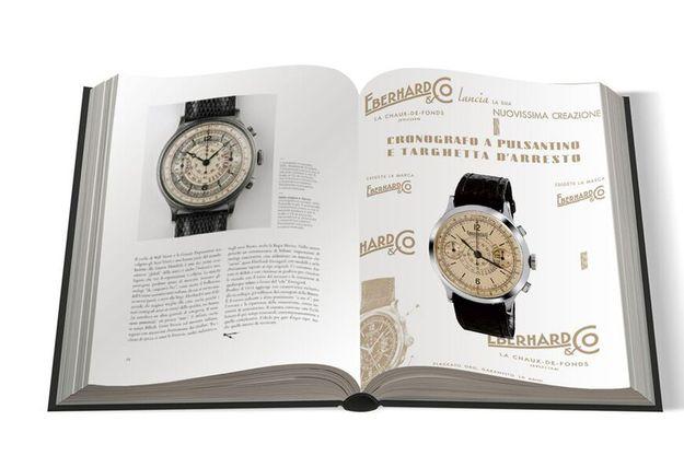 Eberhard & Co : les montres qui défient le temps
