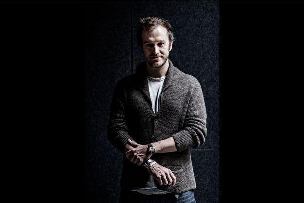 Adrien Messié porte une montre Jaeger-LeCoultre vintage