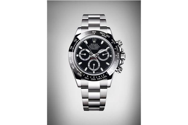 La nouvelle montre Daytona de Rolex.
