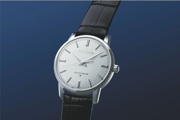 Seiko remet sa première montre au goût du jour