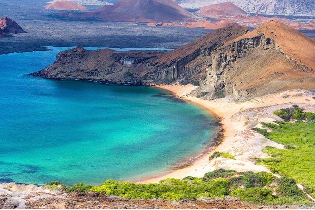 A Galapagos, la magie réside dans la nature, sauvage, indomptée.