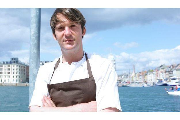 René Redzepi, 31 ans, a révolutionné la cuisine danoise et mis les critiques à ses pieds