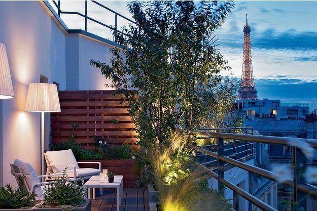 Le Cinq Codet, esprit résidentiel entre tour Eiffel et Invalides.