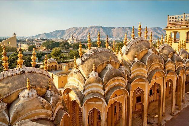 Le City Palace de Jaipur.